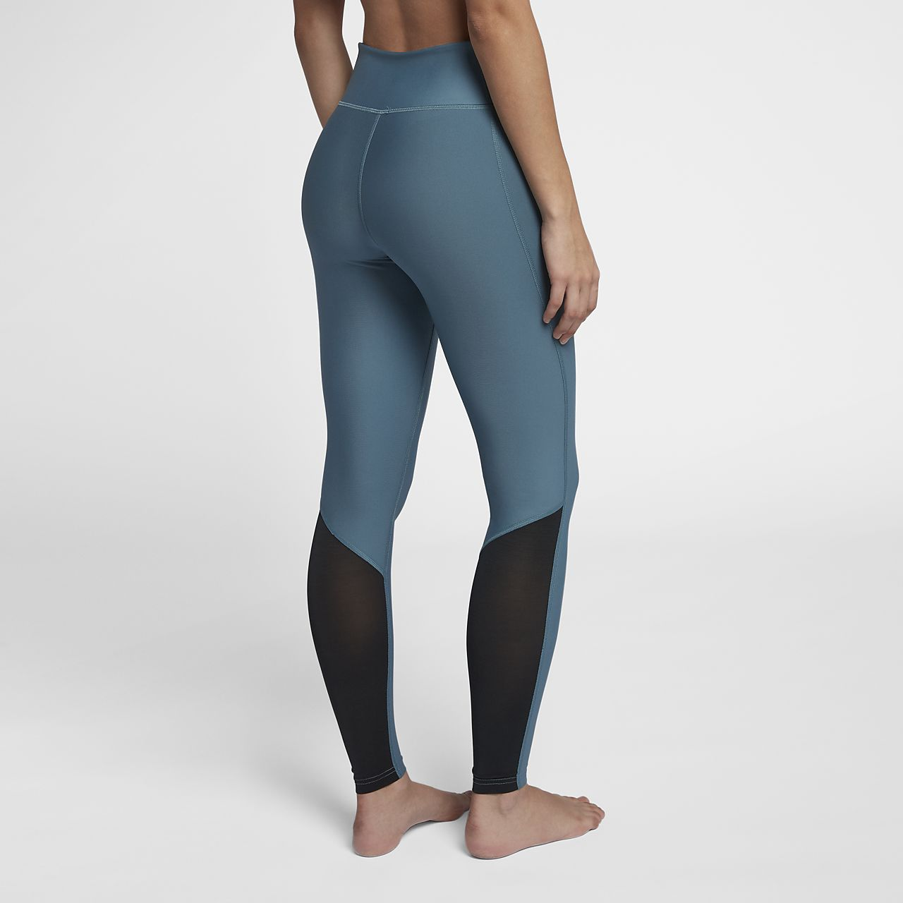 Hurley Womens Quick Dry Compression Mesh Legging