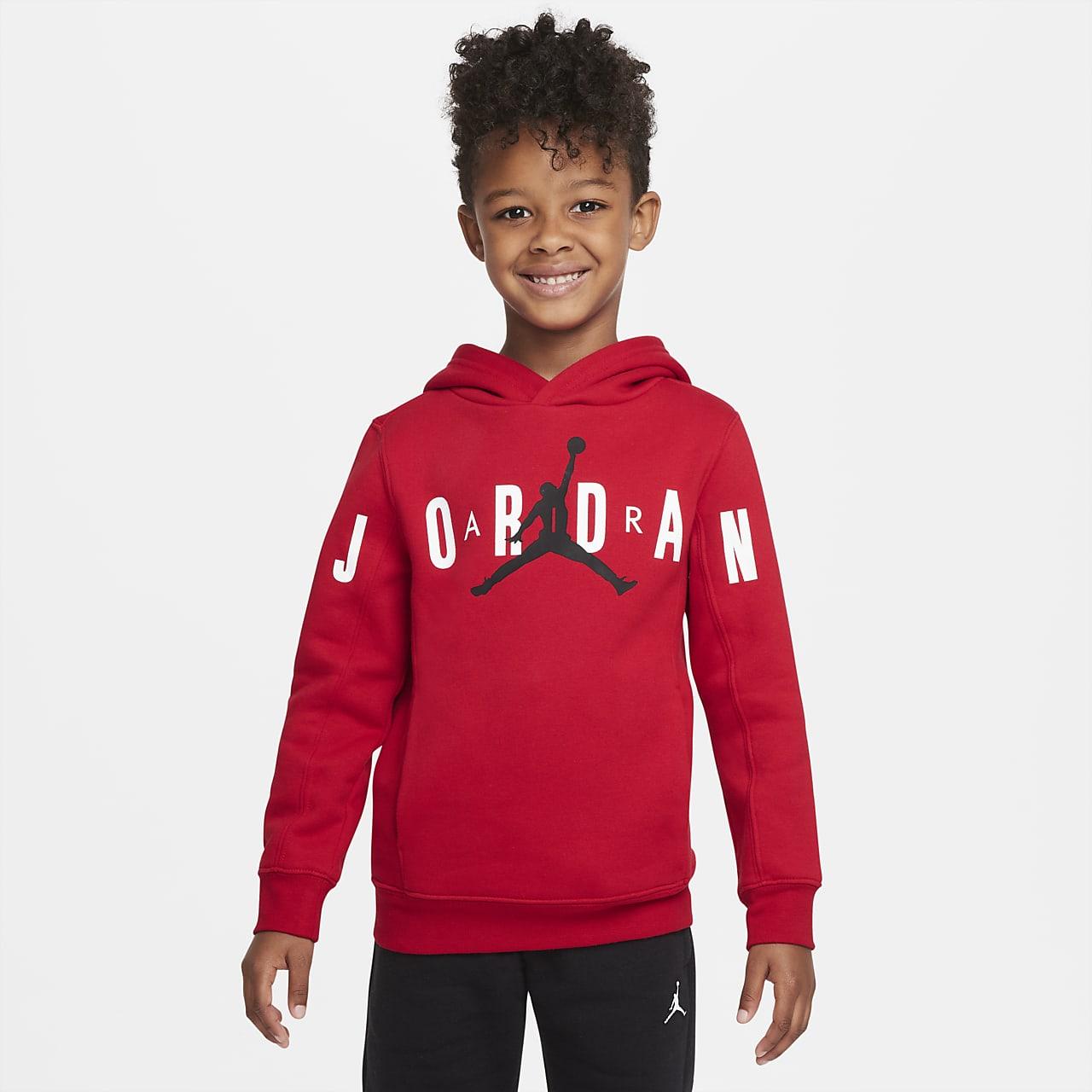 Air Jordan Flight 幼童套头连帽衫