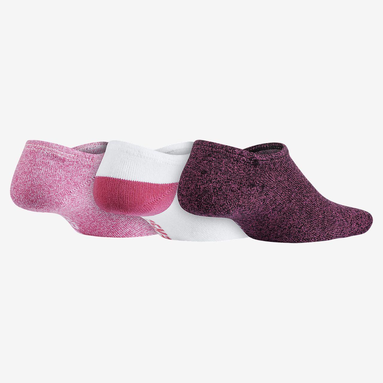 converse no show socks. converse space dye no-show socks (3 pair) no show