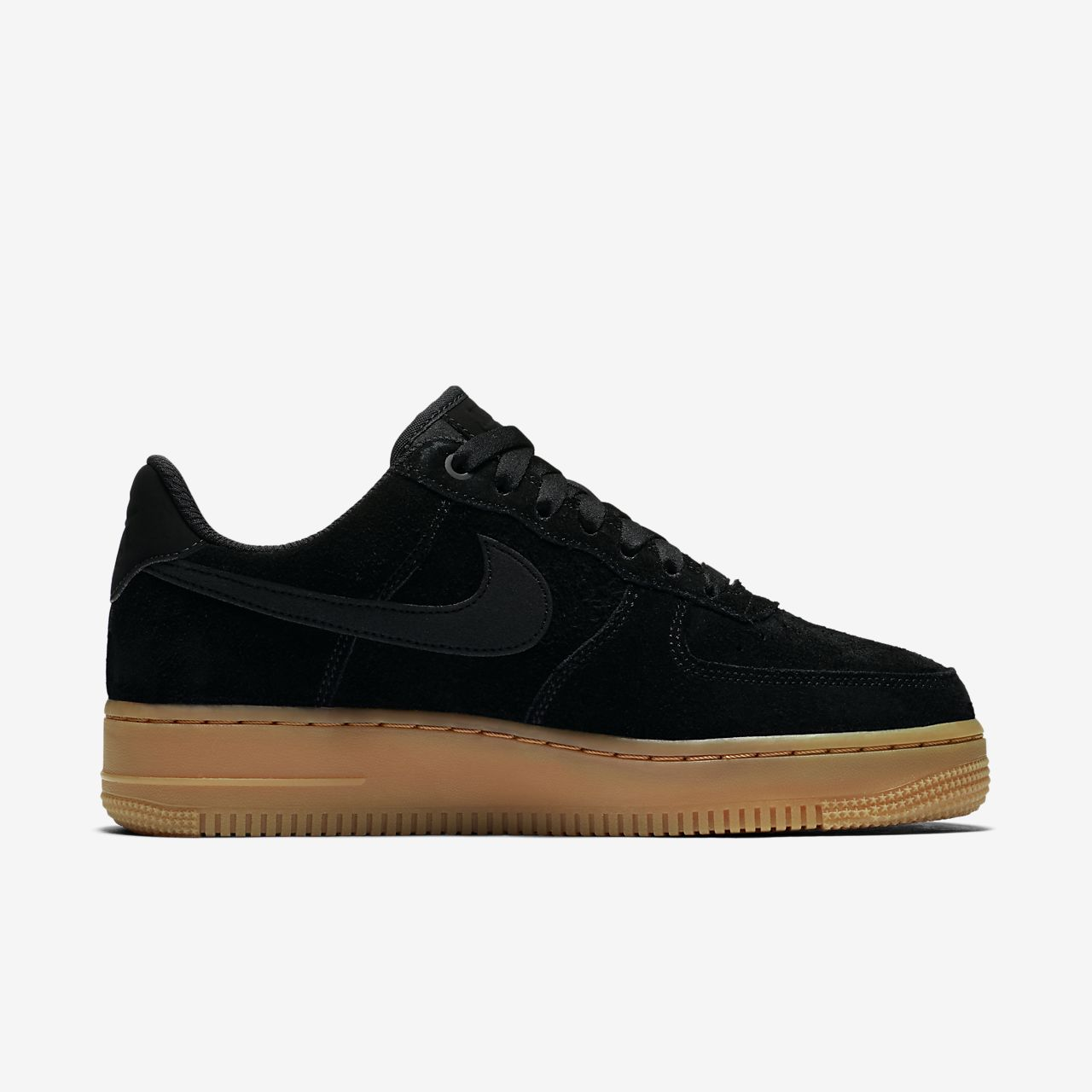 premium selection 5730e 8ea78 ... Nike Air Force 1 07 SE Suede Womens Shoe