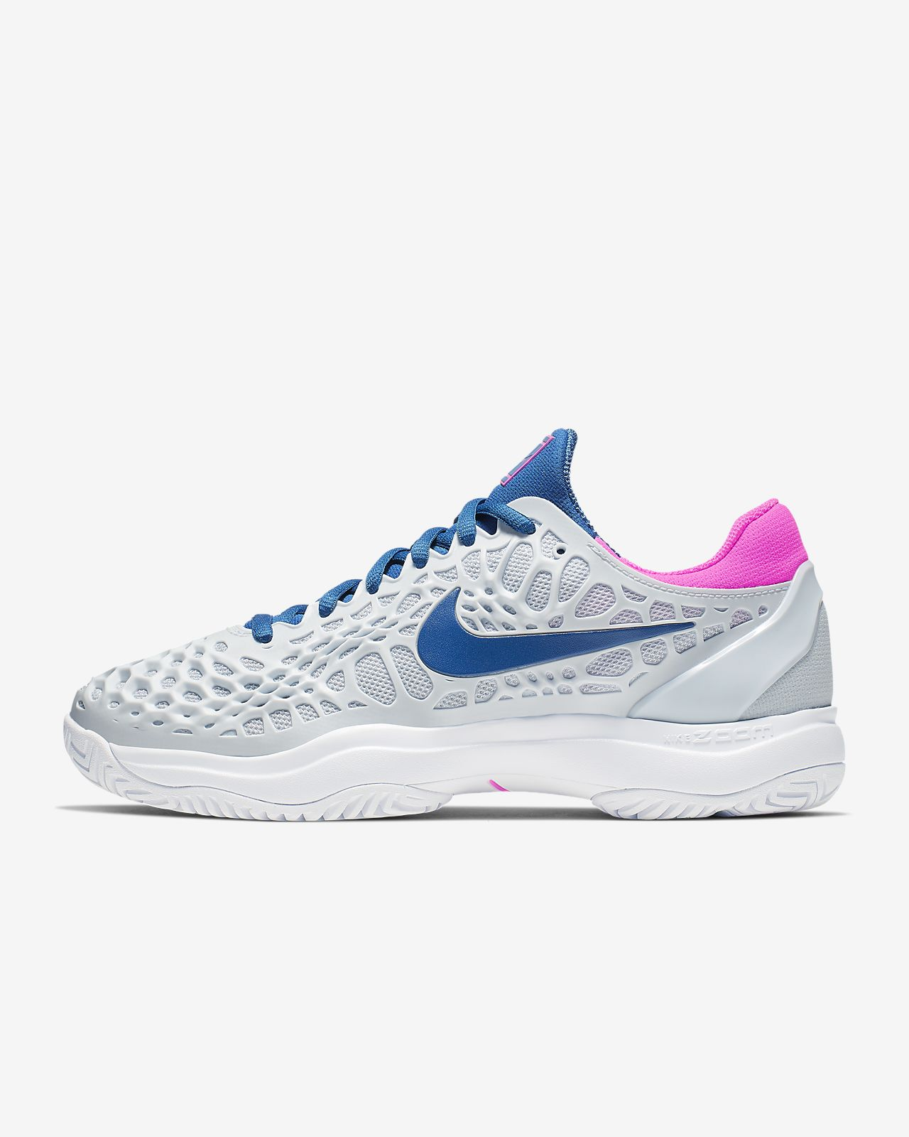 Nike Air Zoom Cage 3 HC Hard Court 女子网球鞋