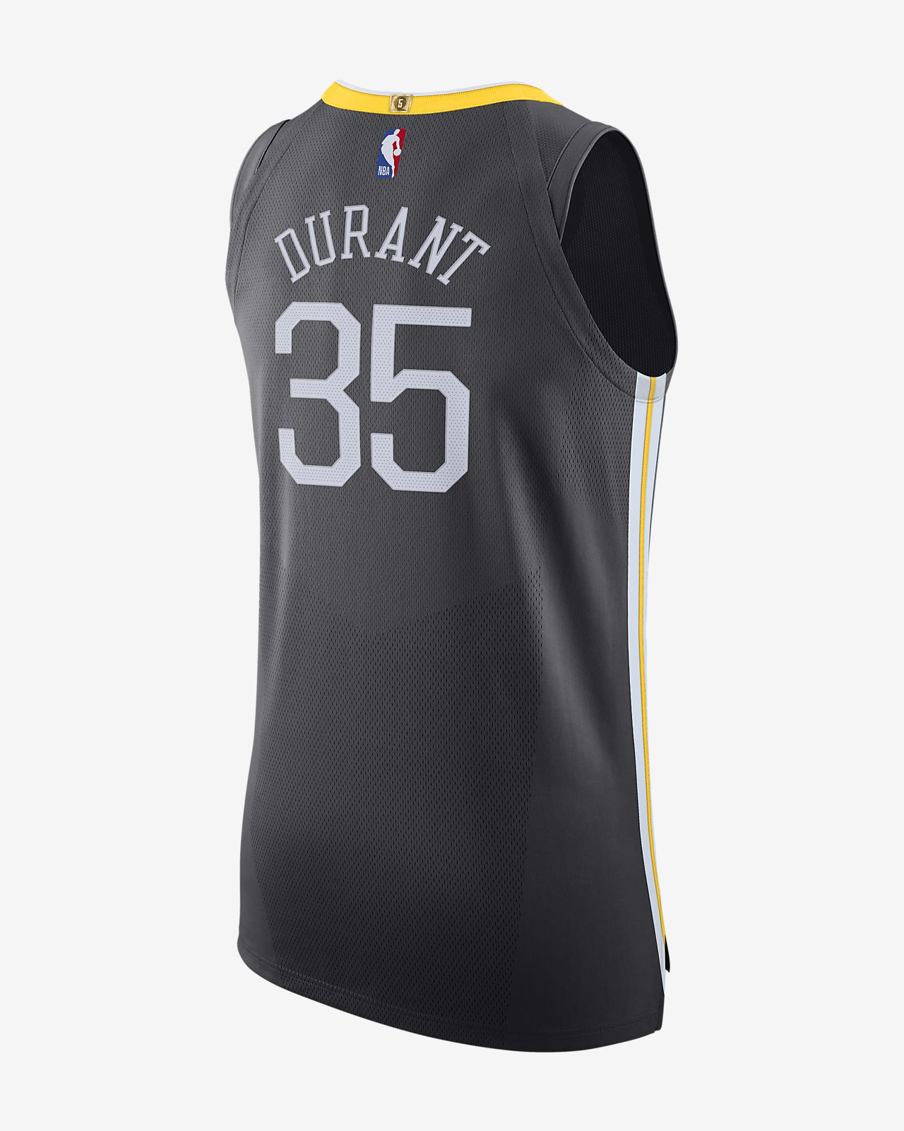 ... Kevin Durant Statement Edition Authentic (Golden State Warriors) Men s  Nike NBA Connected Jersey d8a4fc628a70