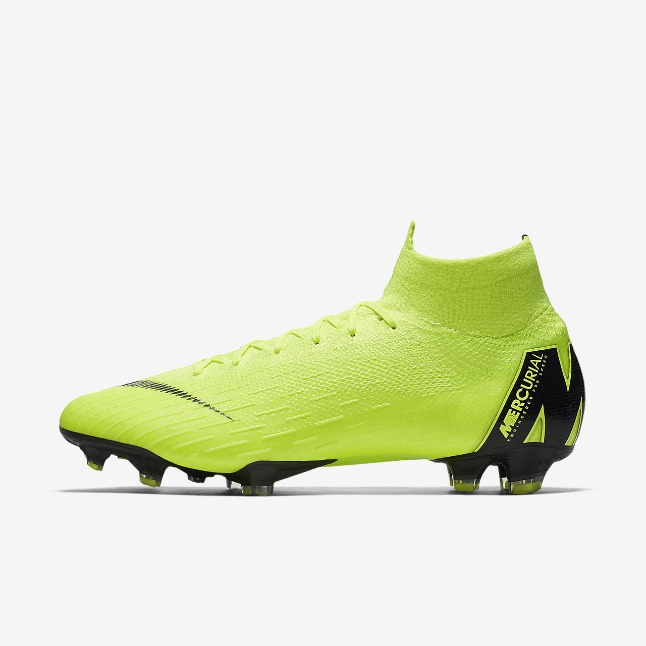 best service 458e0 05ab2 Firm-Ground Football Boot. Nike Superfly 6 Elite FG
