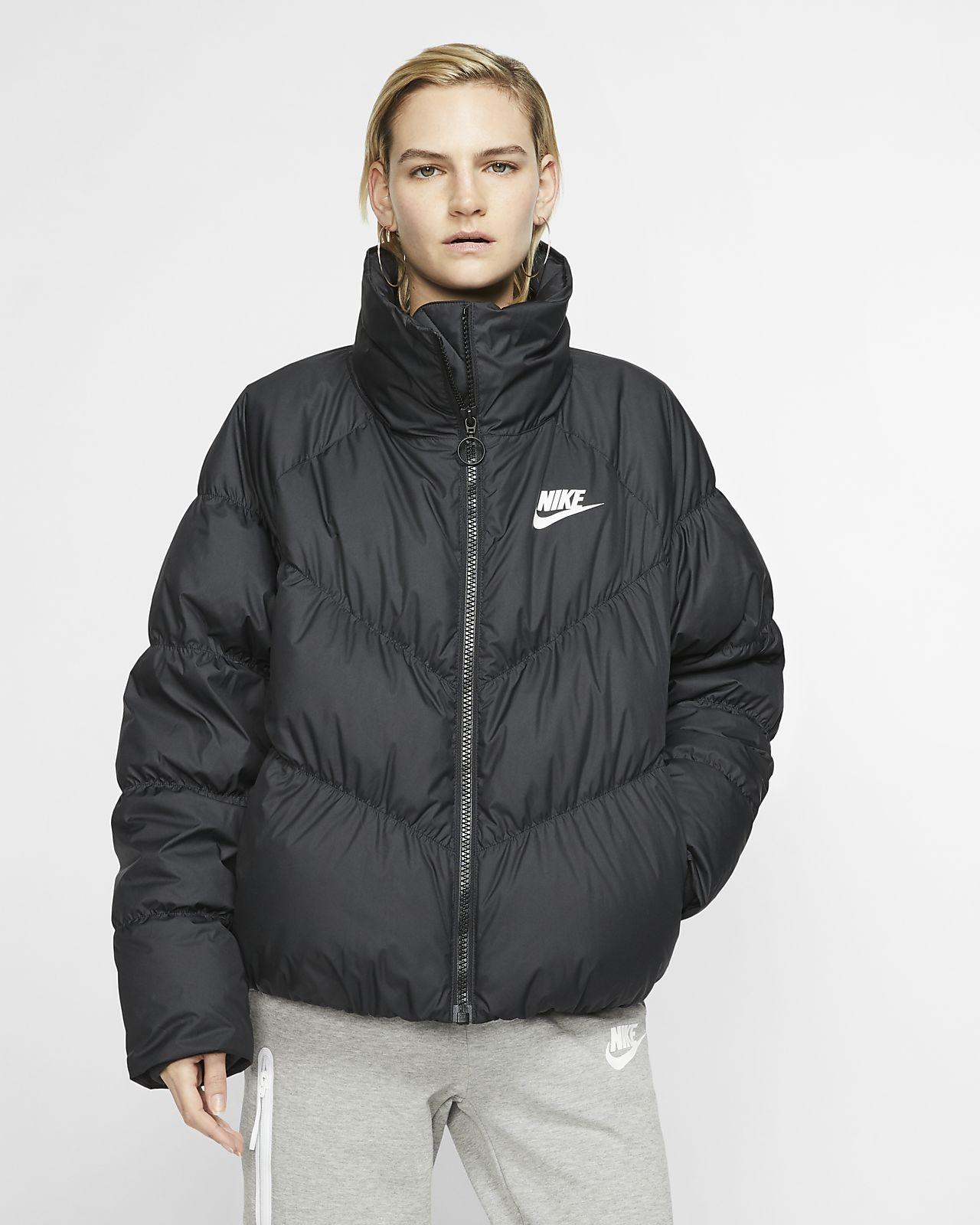 erbjuda rabatter Bra 2018 skor Jacka Nike Sportswear för kvinnor. Nike SE