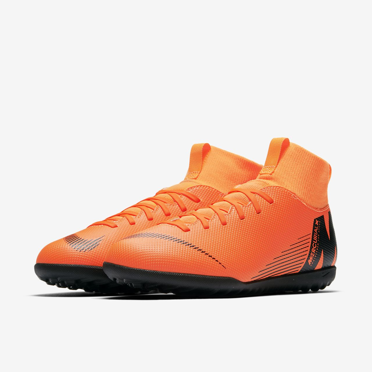 ... Nike Jr. MercurialX Superfly VI Club TF Younger/Older Kids'  Artificial-Turf