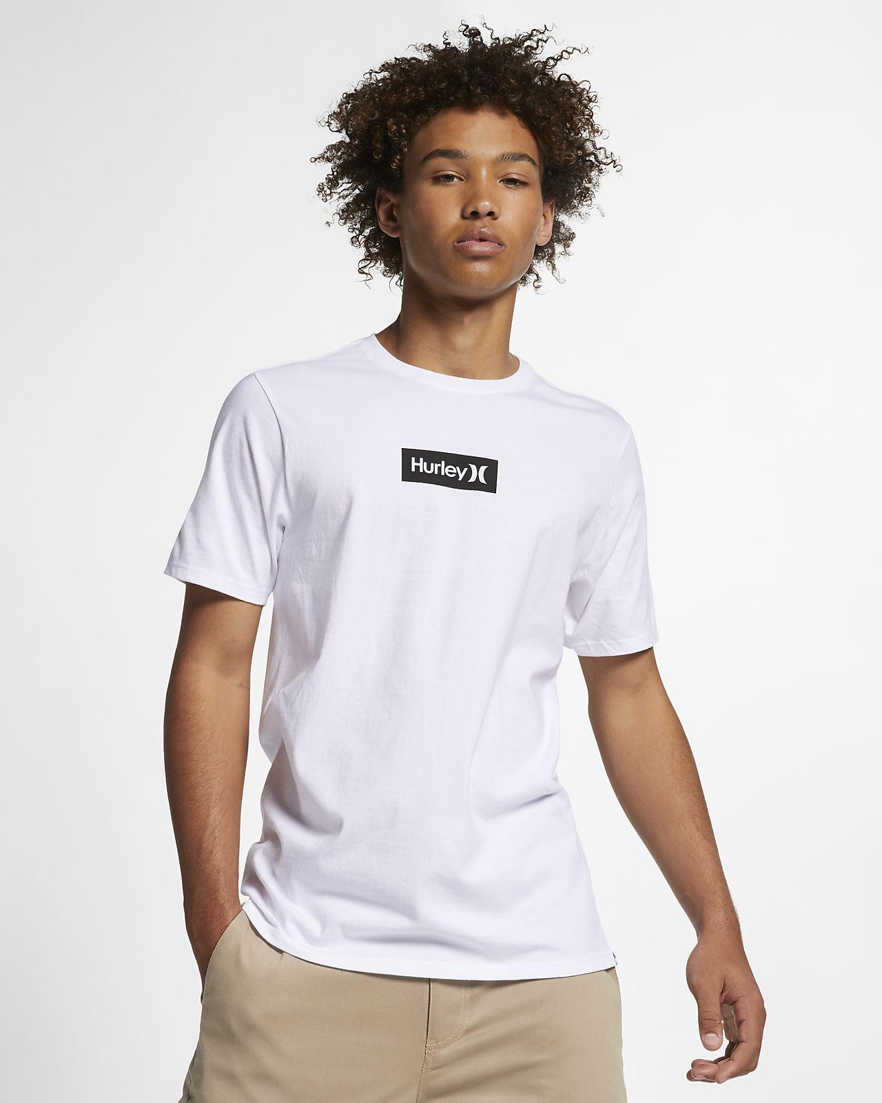 ハーレー プレミアム ワン アンド オンリー スモール ボックス メンズ Tシャツ