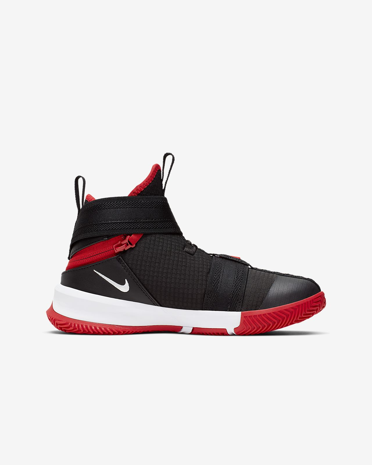 reputable site fa353 02eee LeBron Soldier 13 FlyEase Big Kids' Basketball Shoe