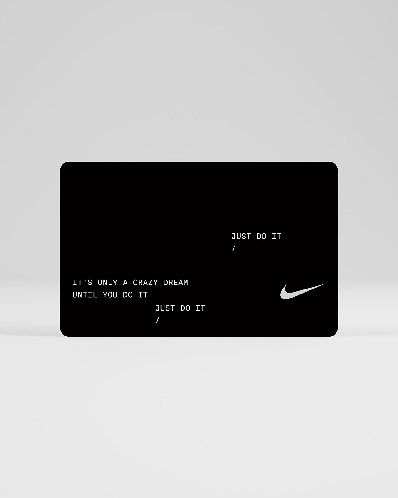 Nike Digital Gift Card