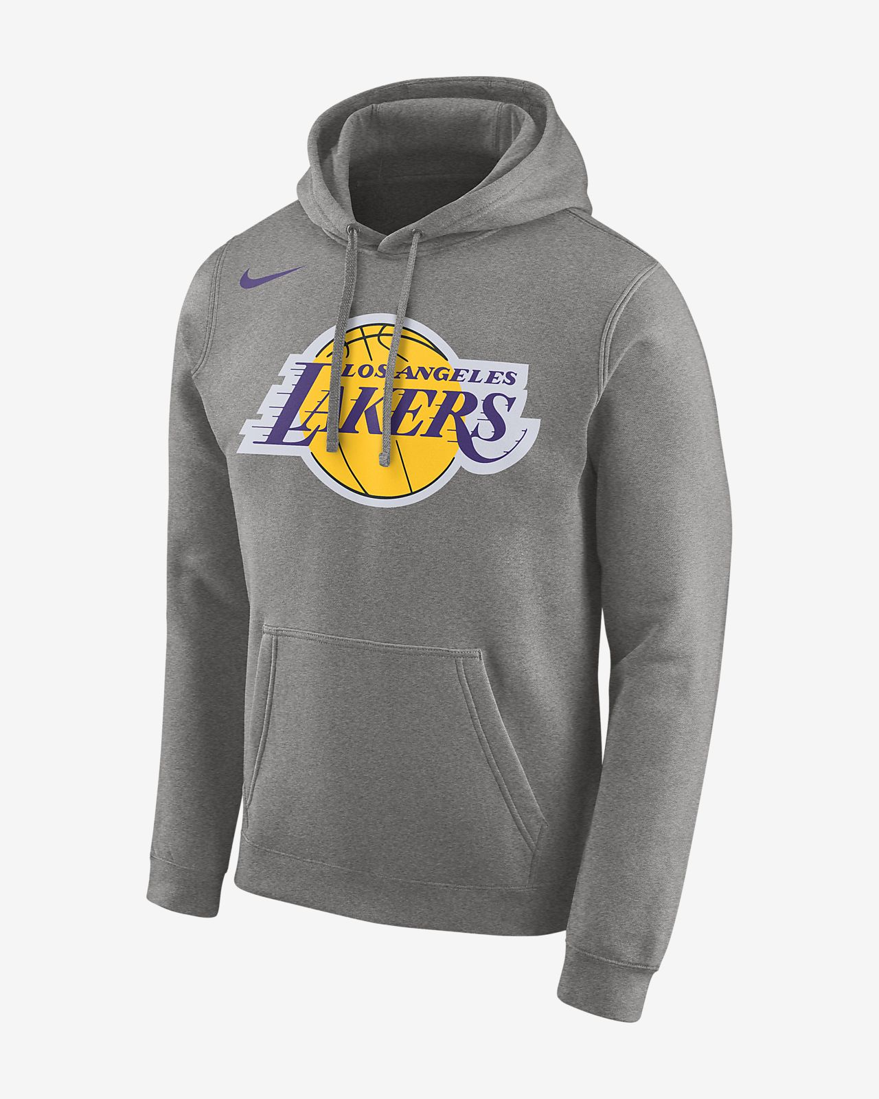 Hoodie Nike Men's Ro Los Logo Lakers Nba Angeles wqxYU7