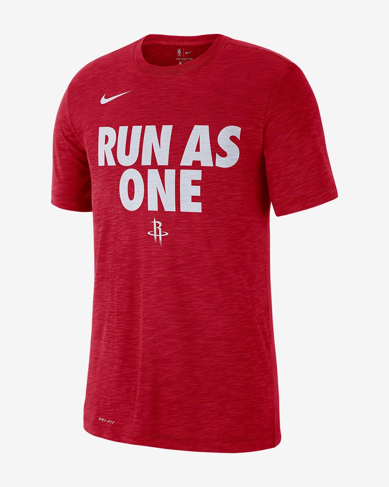 7eecad0cb06eef Houston Rockets Nike Dri Fit Men S Nba T Shirt Nike Com