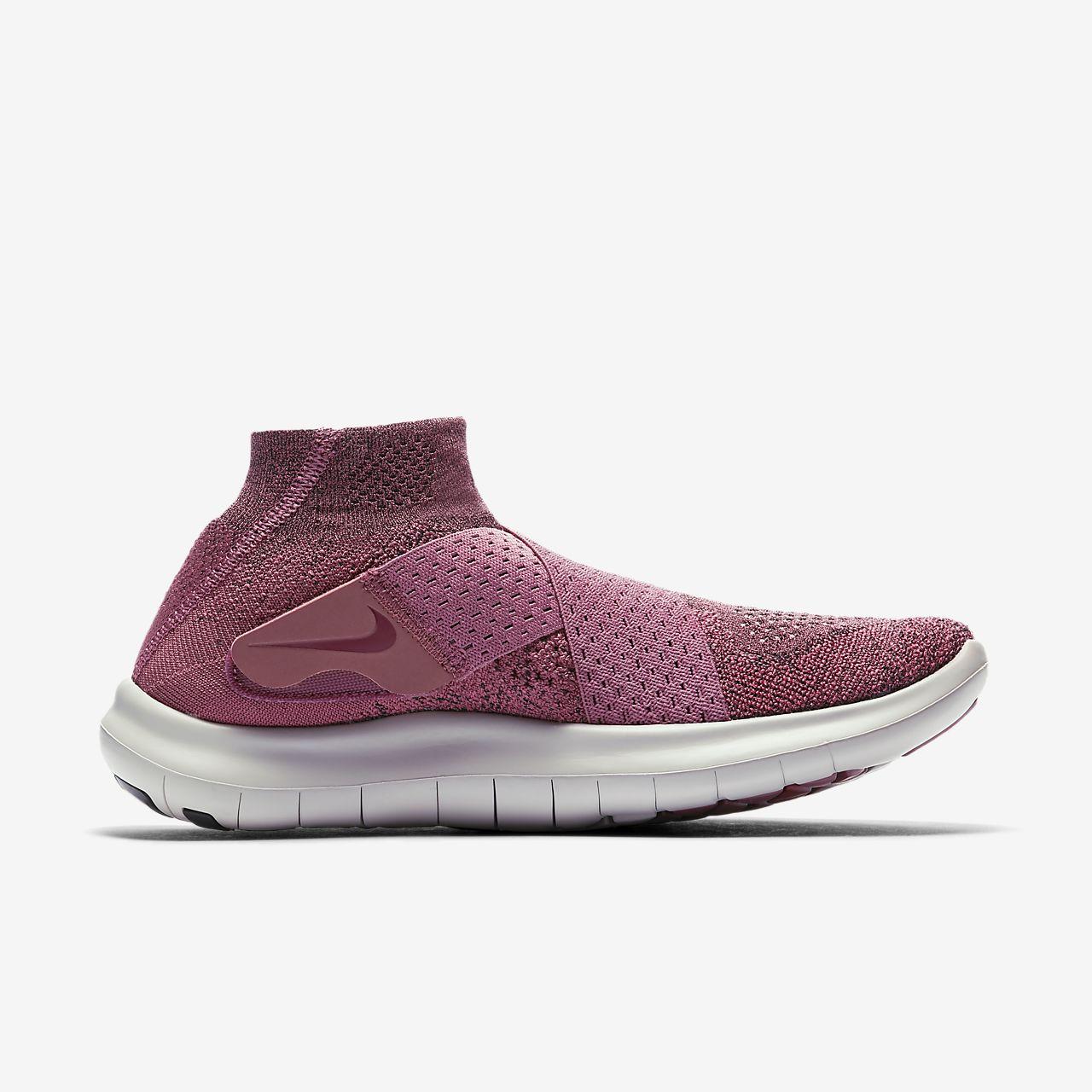 ... Nike Free RN Motion Flyknit 2017 Damen-Laufschuh
