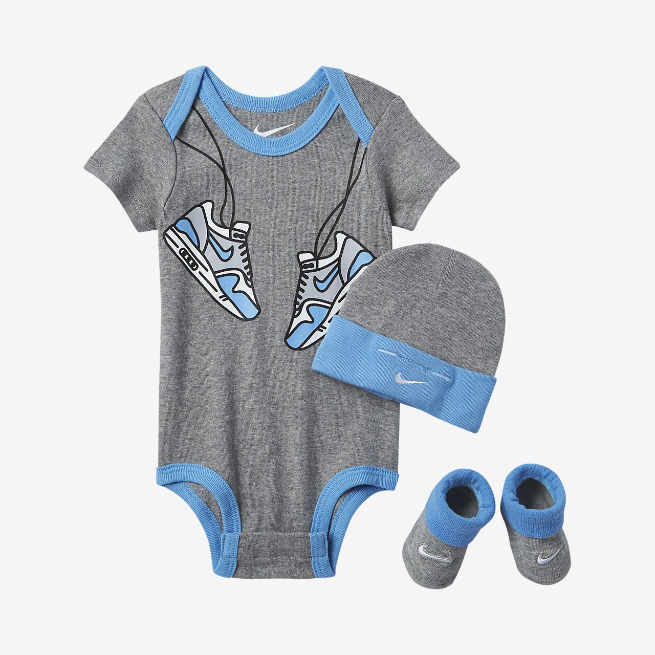 Low Resolution Trojdílná kojenecká souprava Nike Air Trojdílná kojenecká  souprava Nike Air 30b2ee3cc9
