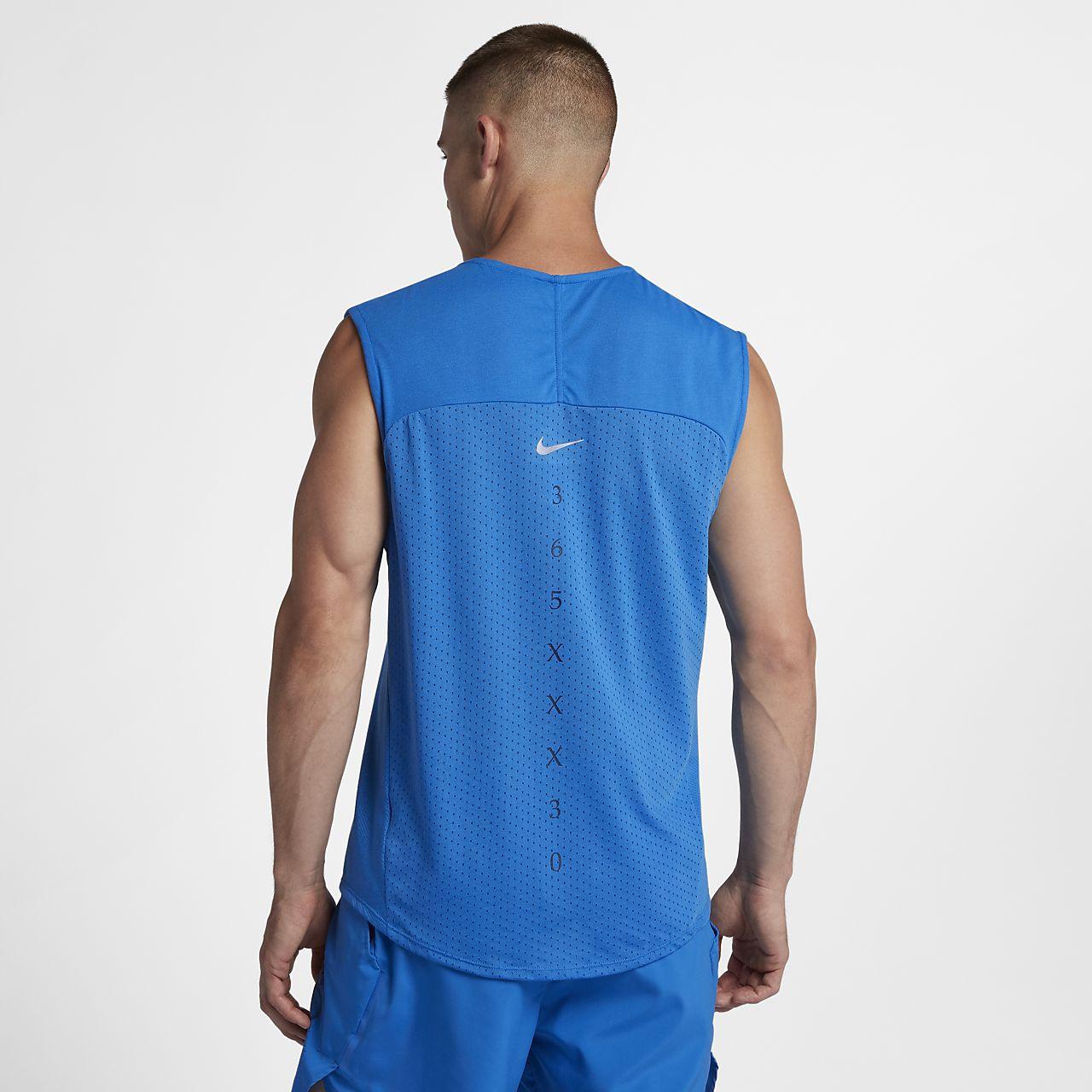 a46ad2c90786b Nike Rise 365 Men s Sleeveless Running Top. Nike.com AU