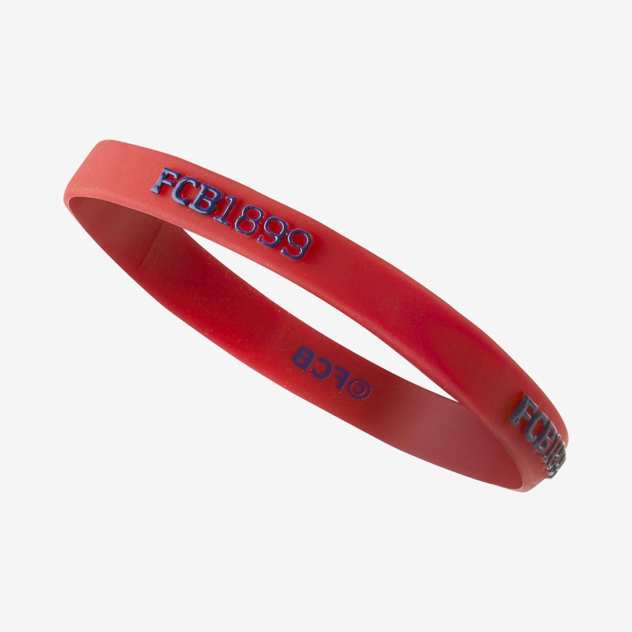 Bracelet FC Barcelona (lot de 2). Nike.com FR 80dfc963d3f