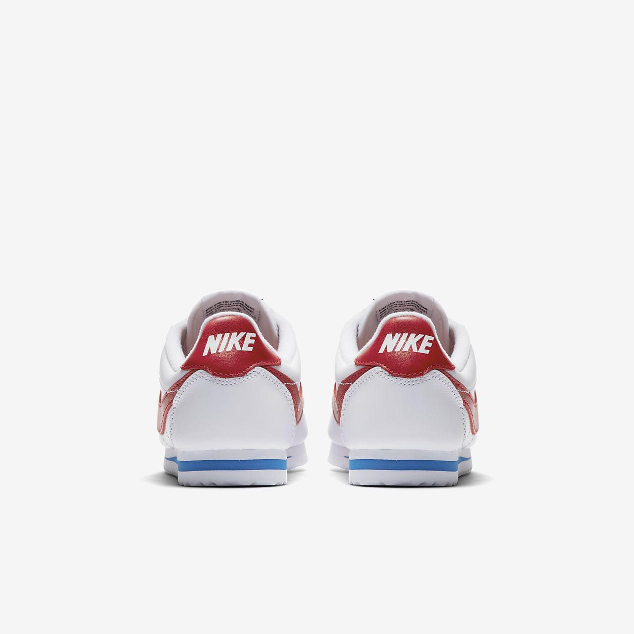 zapatillas nike classic cortez niño