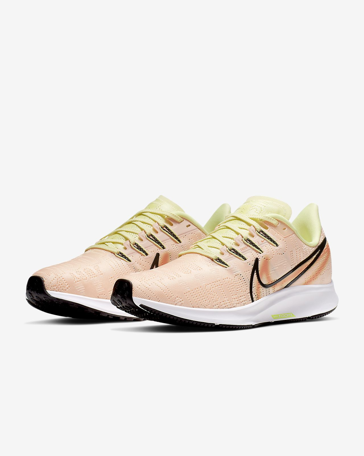 how to buy delicate colors exclusive deals Nike Air Zoom Pegasus 36 Premium Rise Women's Running Shoe