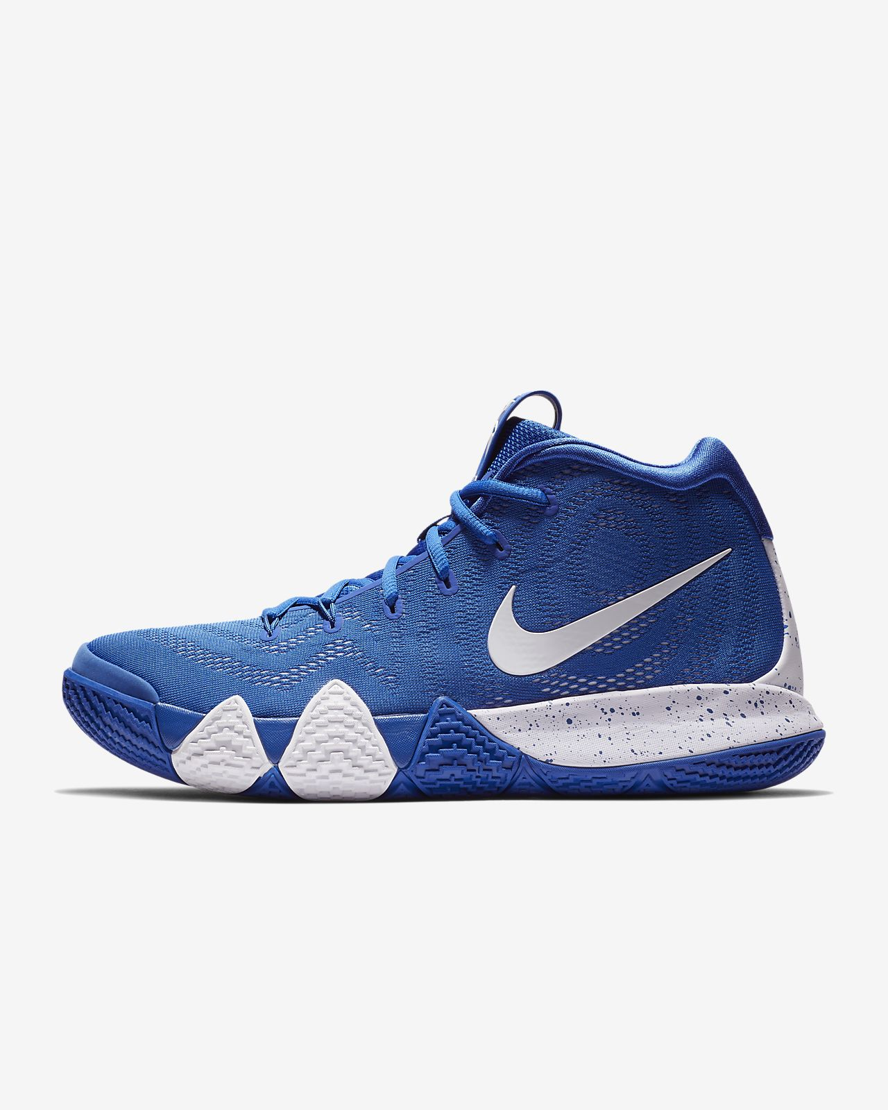 Kyrie 4 (Team) Basketball Shoe. Nike.com f50343b7a