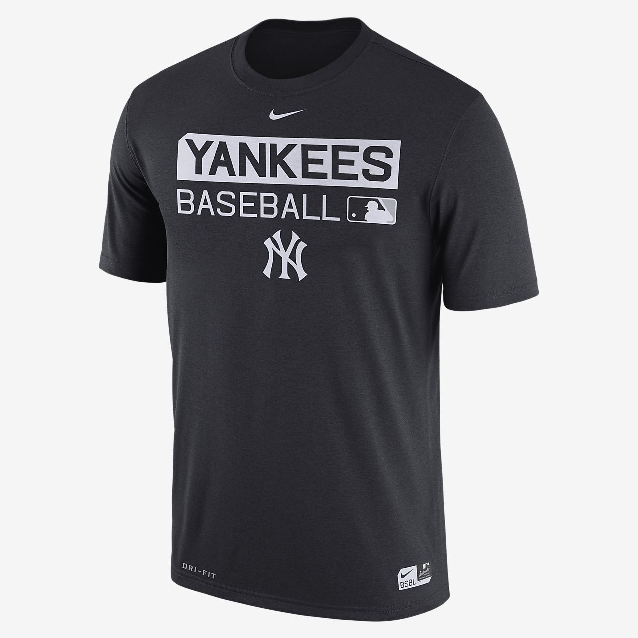 Nike Legend Team Issue (MLB Yankees) Men's T-Shirts Navy