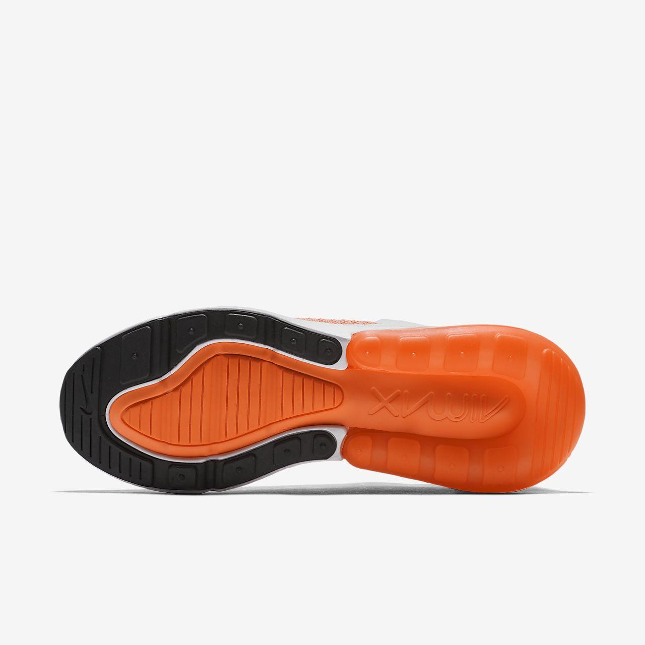 ... Nike Air Max 270 Flyknit Women's Shoe