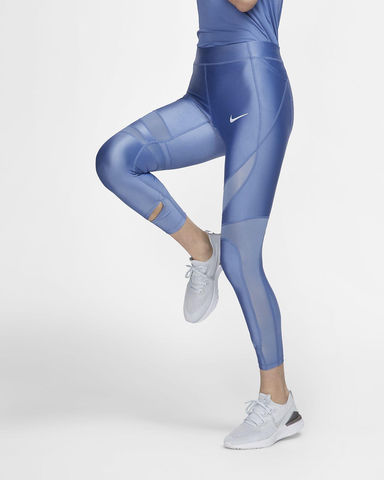 13dedd6f8d4d93 Nike Power Speed Women's 7/8 Running Tights. Nike.com ID