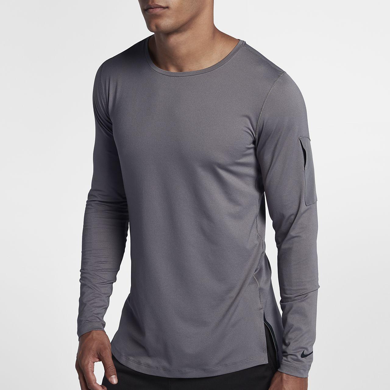 Nike Training Utility Men's Long Sleeve Top. Nike.com