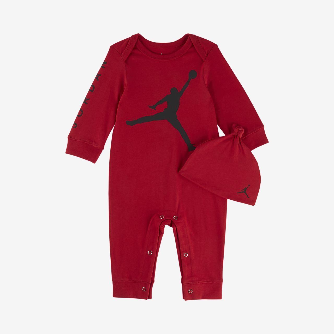 Jordan Infant Coverall
