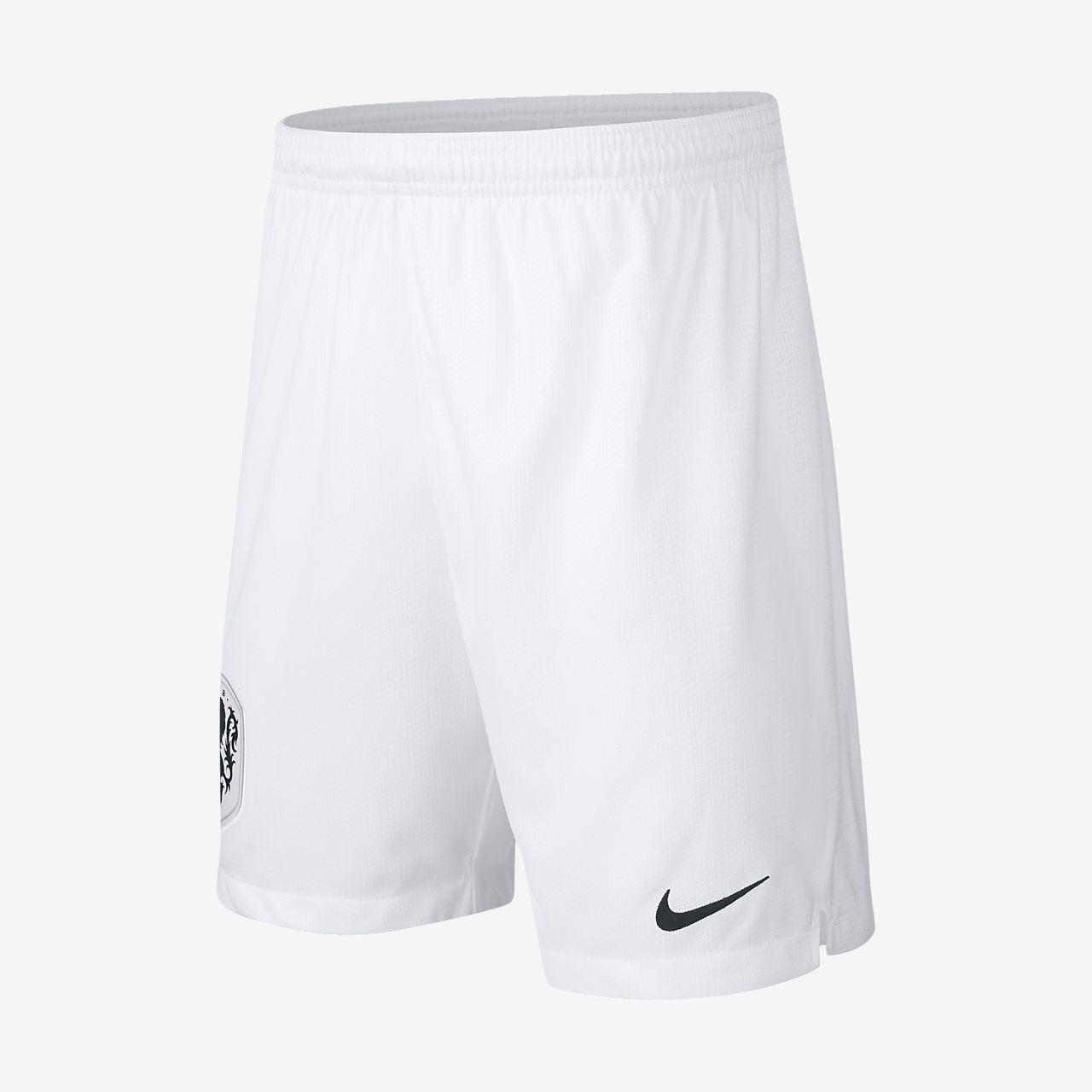 2018 Netherlands Stadium Home Older Kids' Football Shorts