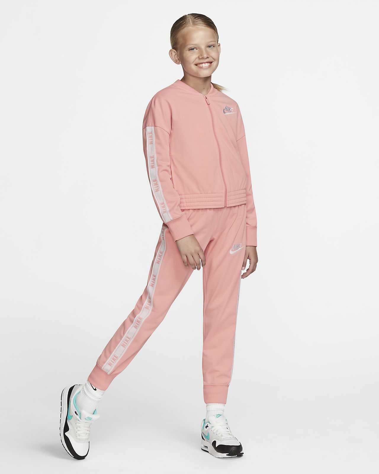 catch performance sportswear pick up Nike Sportswear Girls' Tracksuit