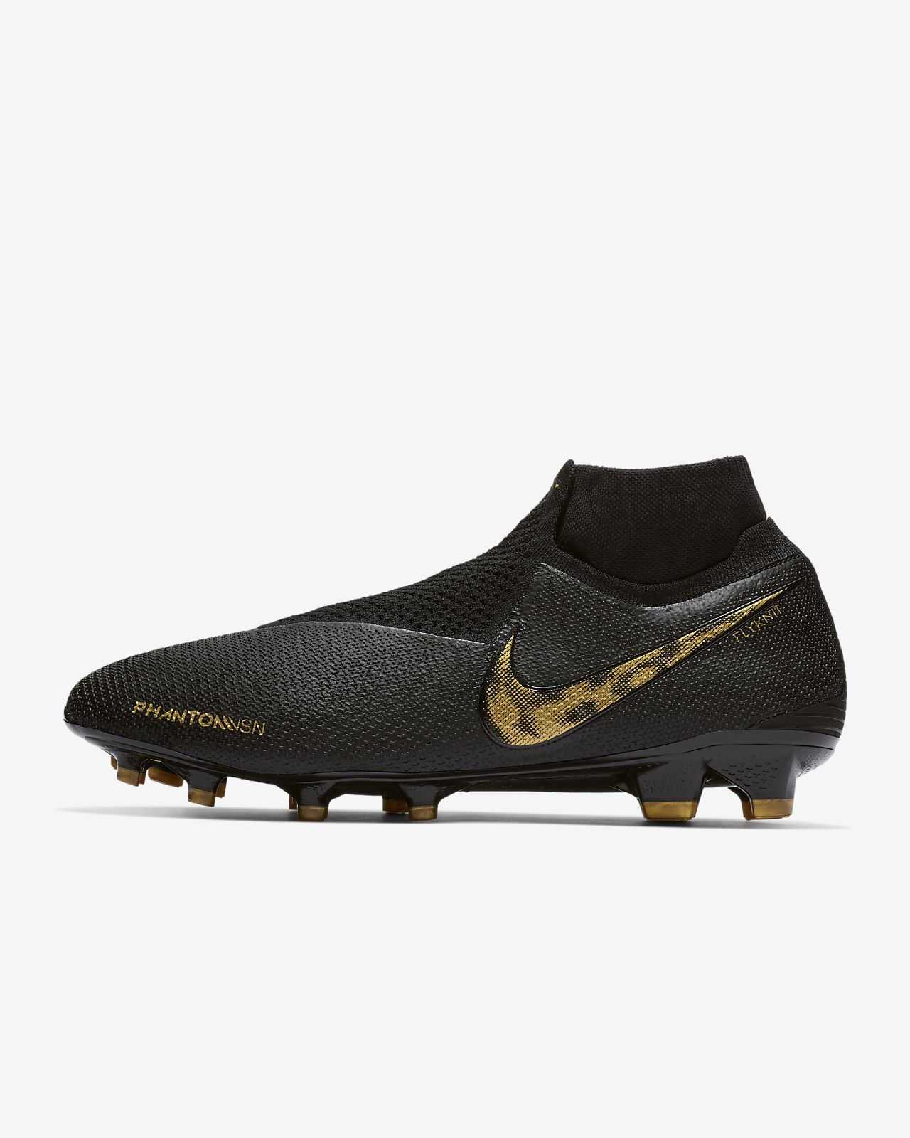 Nike PhantomVSN Elite Dynamic Fit FG Firm-Ground Soccer Cleat