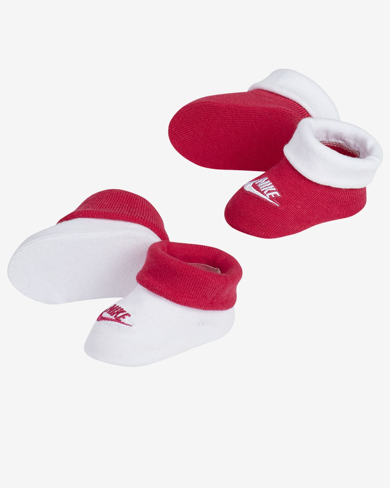 Nike Baby Booties Set (2 Pairs)