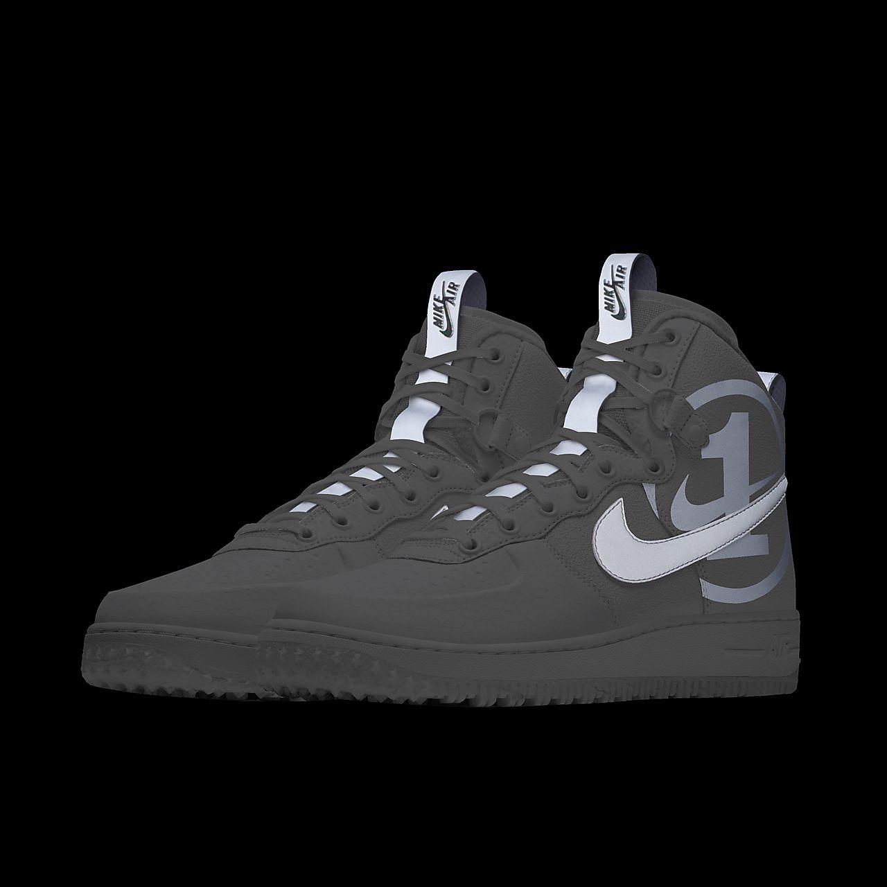 Nike Air Force 1 High iD Schuh für ältere Kinder | clothing