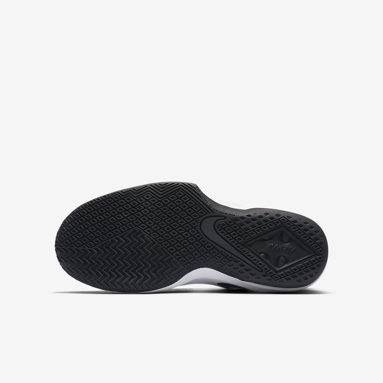 9ae1da273fe ... Nike Air Max Infuriate II Mid Zapatillas de baloncesto - Niño a y niño a