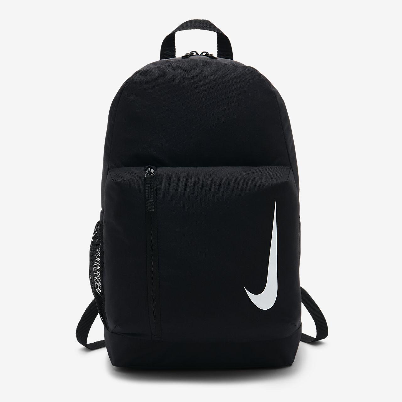 Mochila de futebol Nike Academy Team para criança