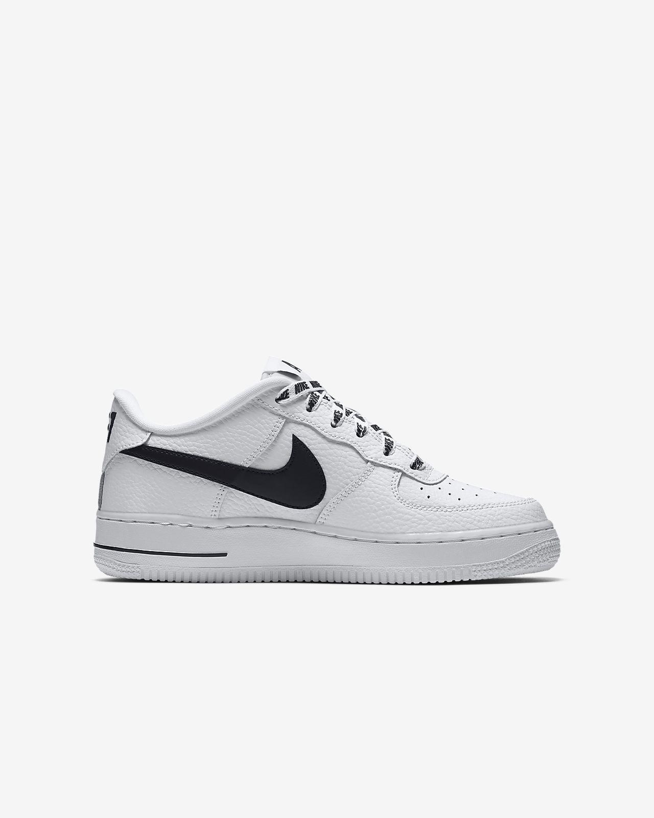 nike air force 1 noir et blanc