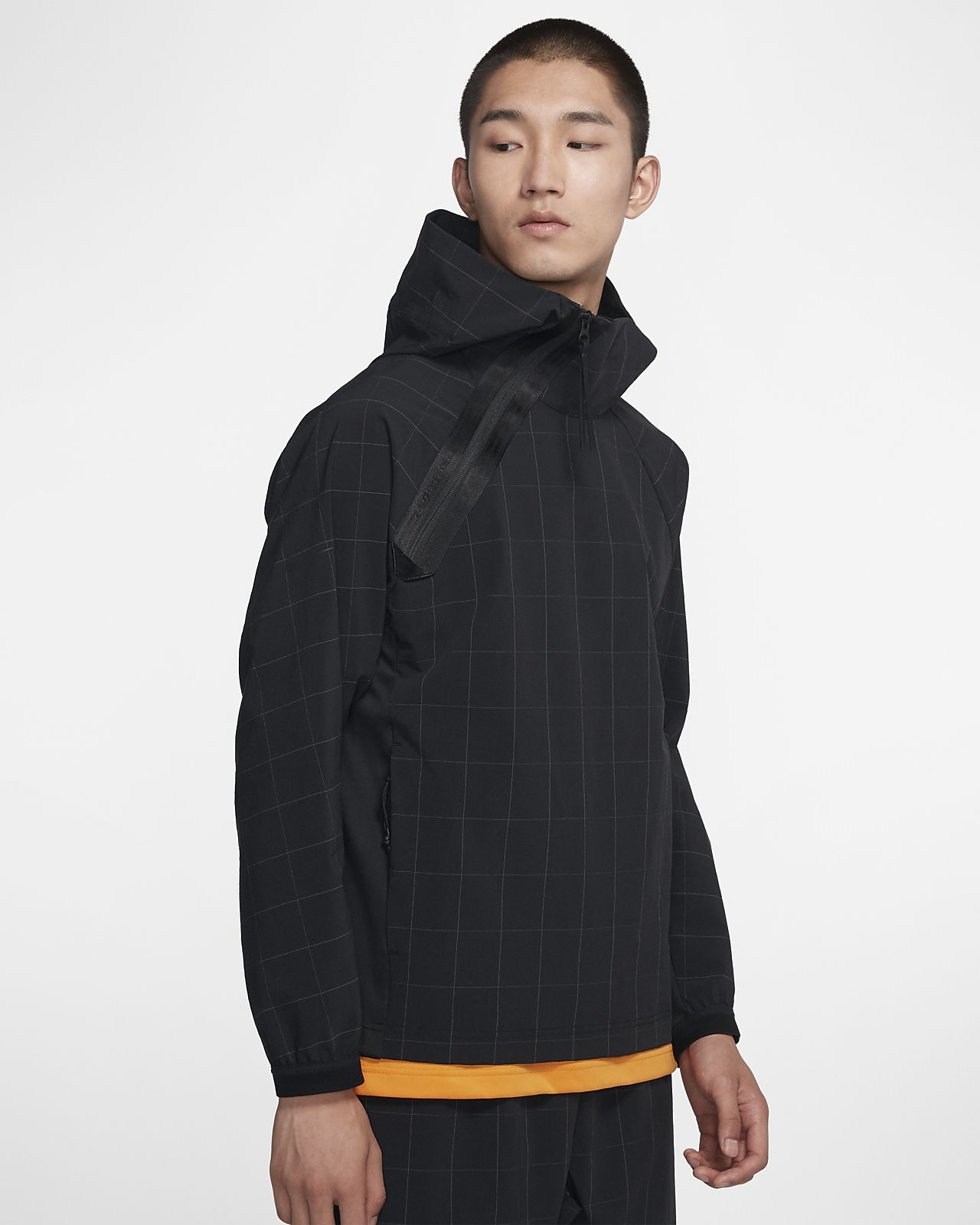 Nike Sportswear Tech Pack 男子连帽梭织上衣