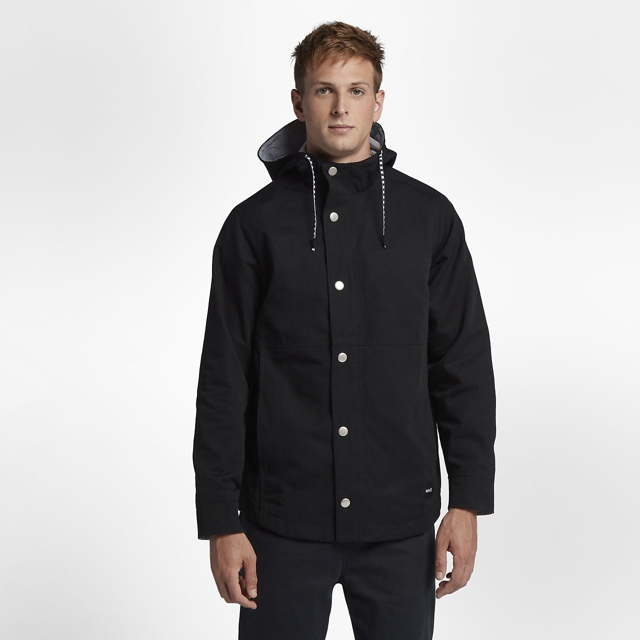 Hurley Mac A-Frame Men's Jacket