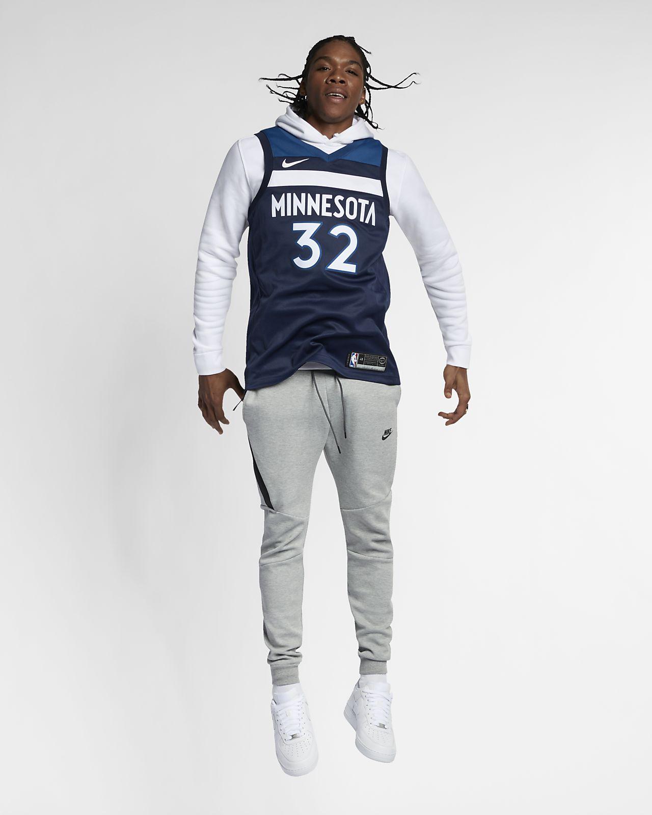 Karl Anthony Towns Timberwolves Icon Edition Nike NBA Swingman mez