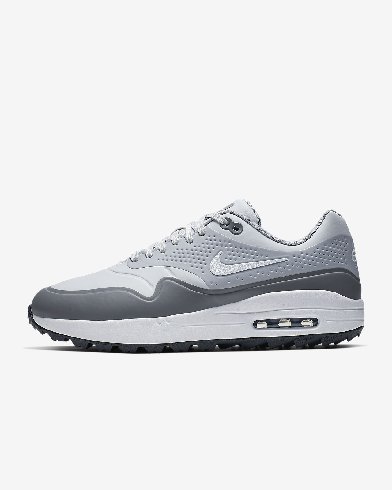 sports shoes a1f67 877fa ... Chaussure de golf Nike Air Max 1 G pour Homme