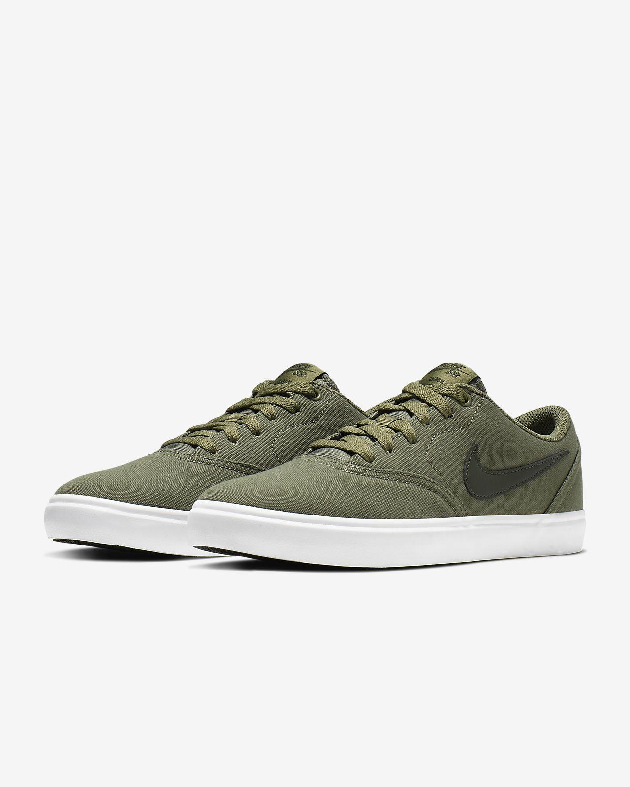 pretty nice 7b3f1 1acb4 ... Nike SB Check Solarsoft Canvas Men s Skateboarding Shoe