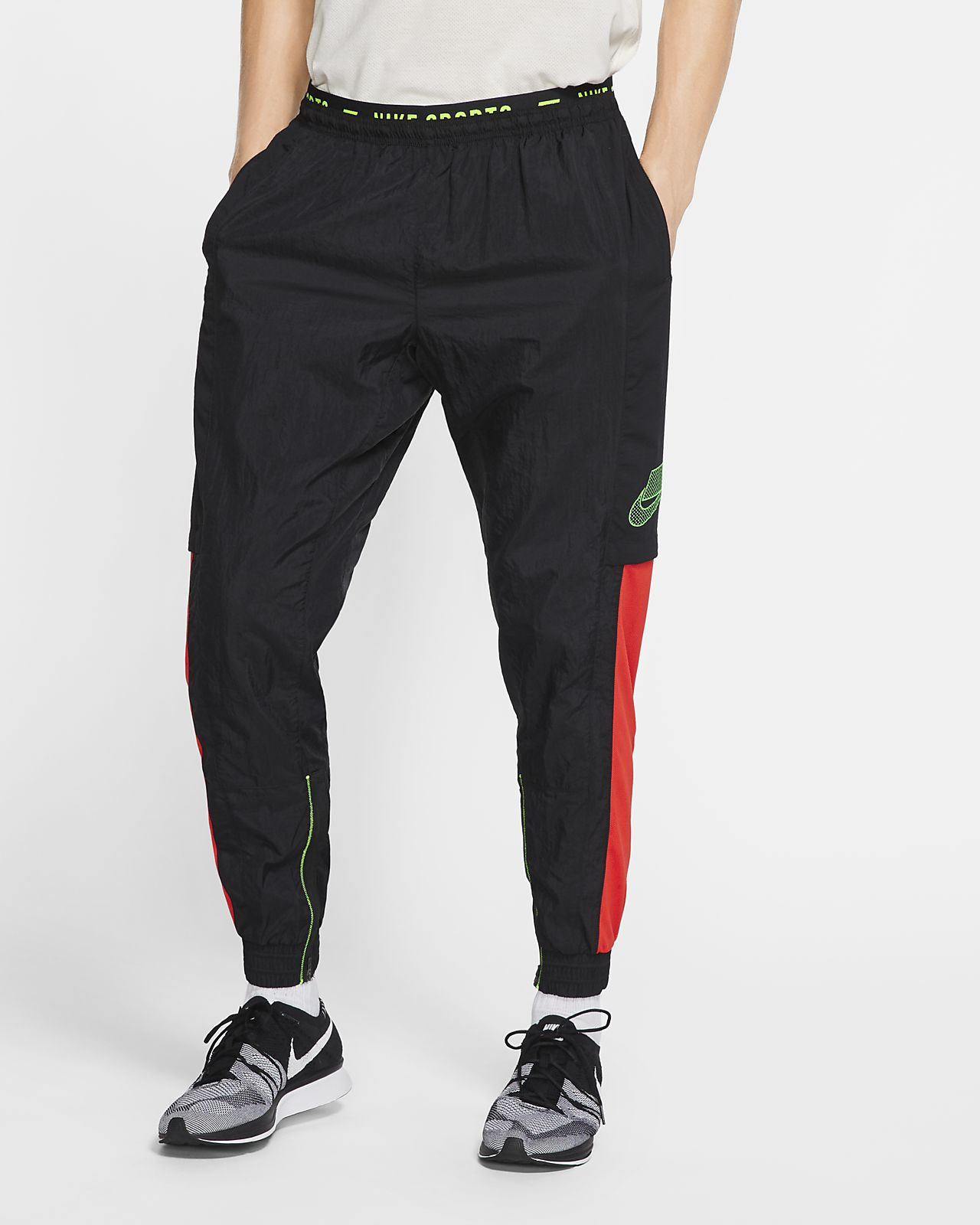 Pantaloni Pant Sports Nike Performance Donna Nero 80wmyvNnOP