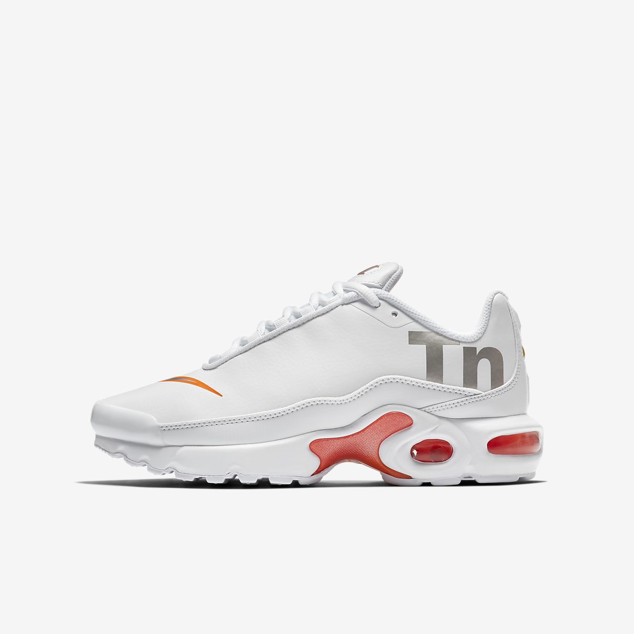 NIKE Köp Junior Skor OnlineAir Max Plus SvartaVitaPink Köp Junior Skor Online Air Max Plus SvartaVitaPink