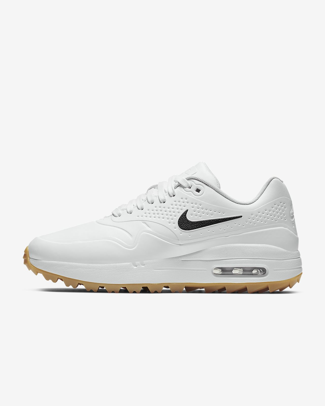 new style 01f8b 7f49a ... Chaussure de golf Nike Air Max 1 G pour Femme