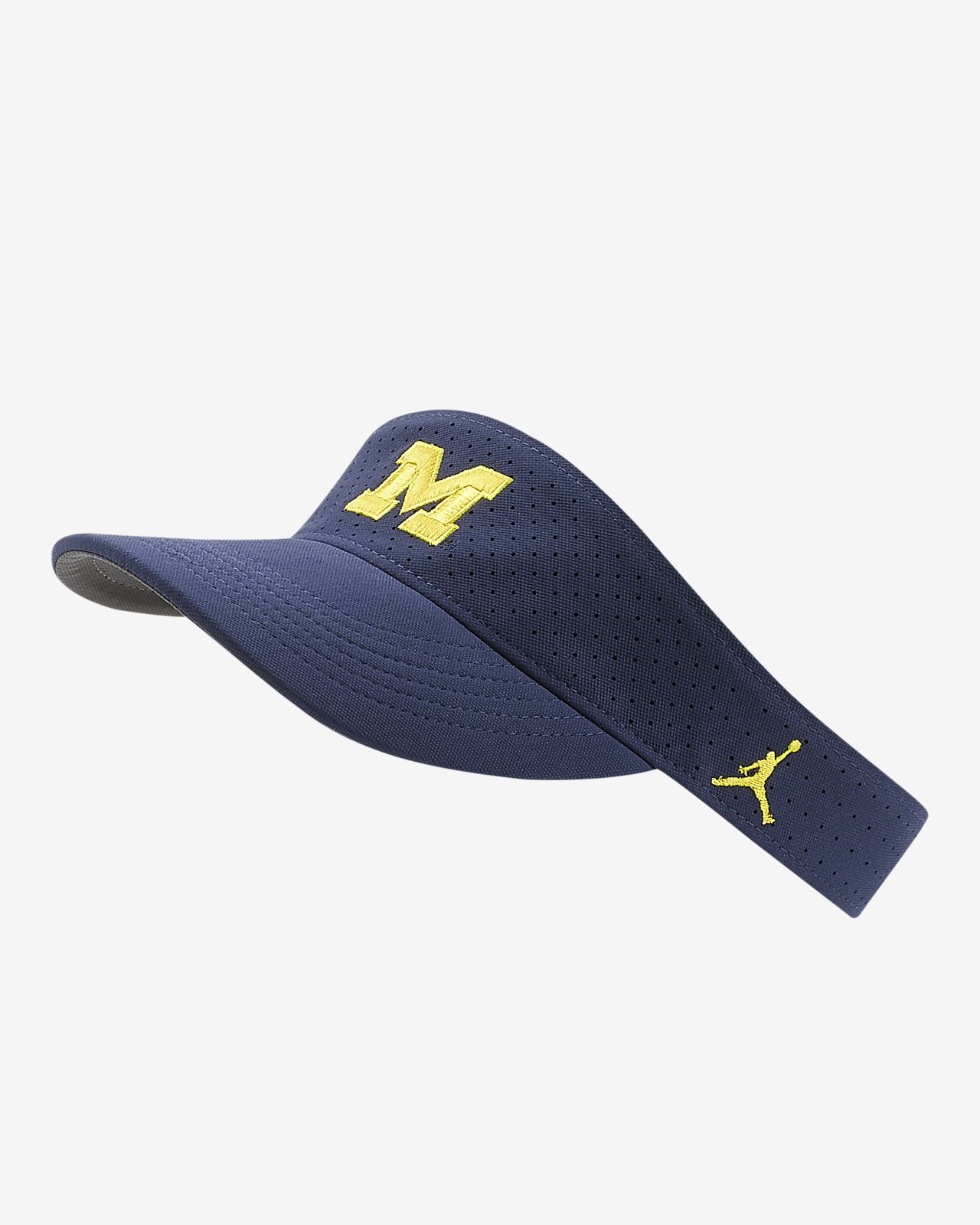 Jordan College AeroBill Sideline (Michigan) Visor