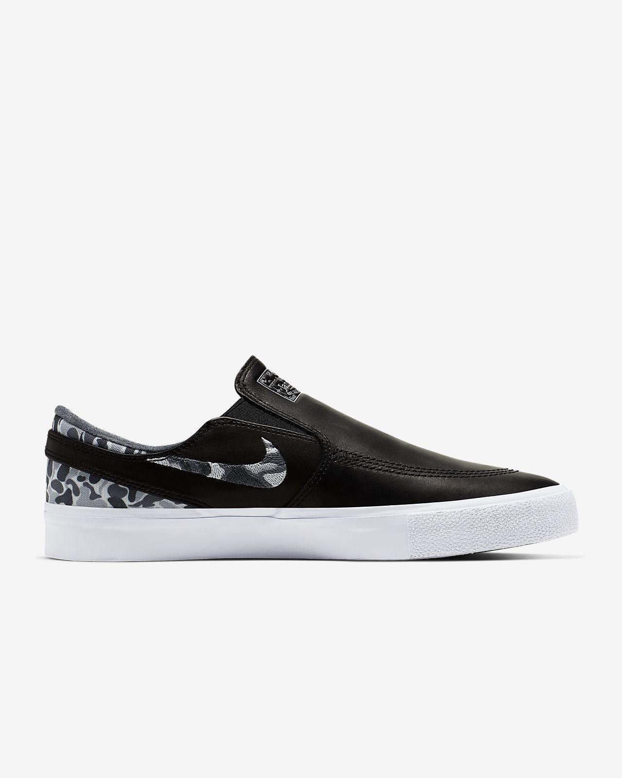296dc056c9 Nike SB Zoom Stefan Janoski Slip RM Skate Shoe