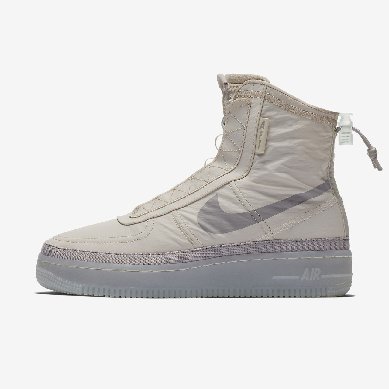 Nike Air Force 1 Shell Sabatilles - Dona