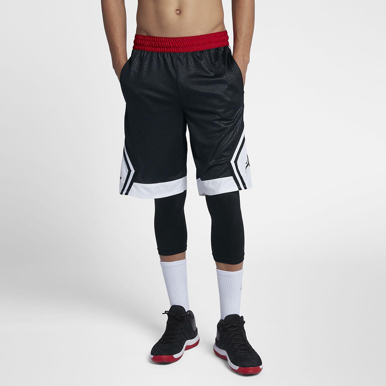 ... Jordan Rise Diamond Men's Basketball Shorts