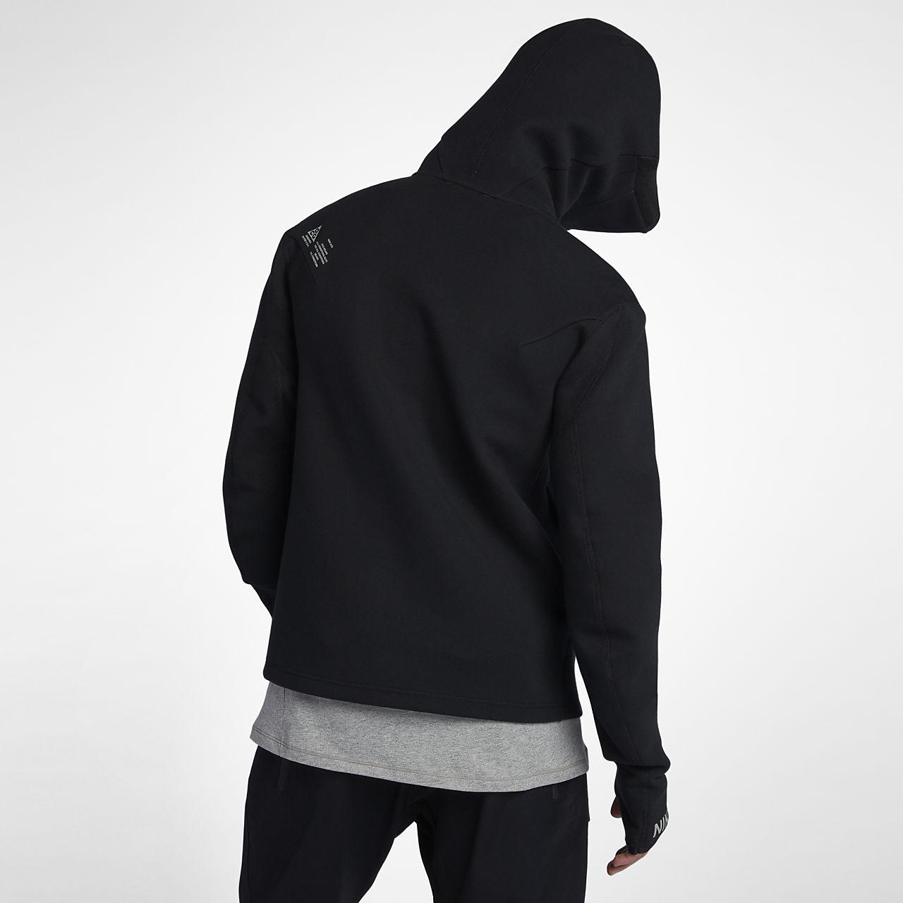 ... NikeLab ACG Fleece Men's Hoodie