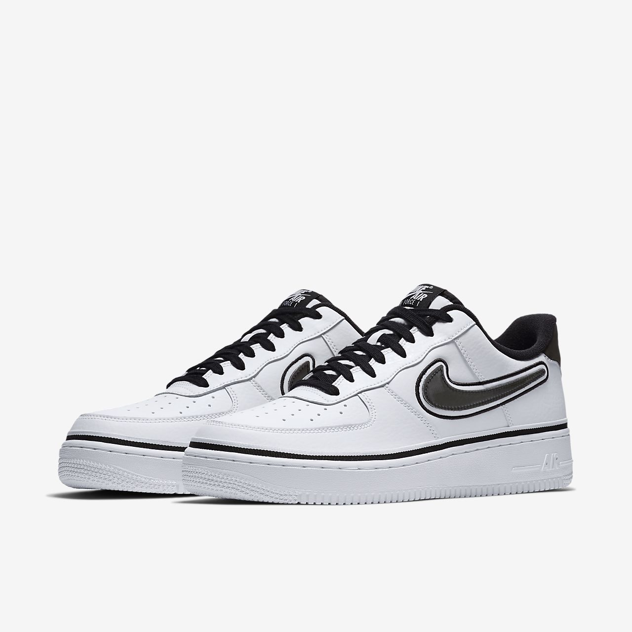 new arrival 5423c 72efa ... Nike Air Force 1  07 LV8 Sport NBA Shoe