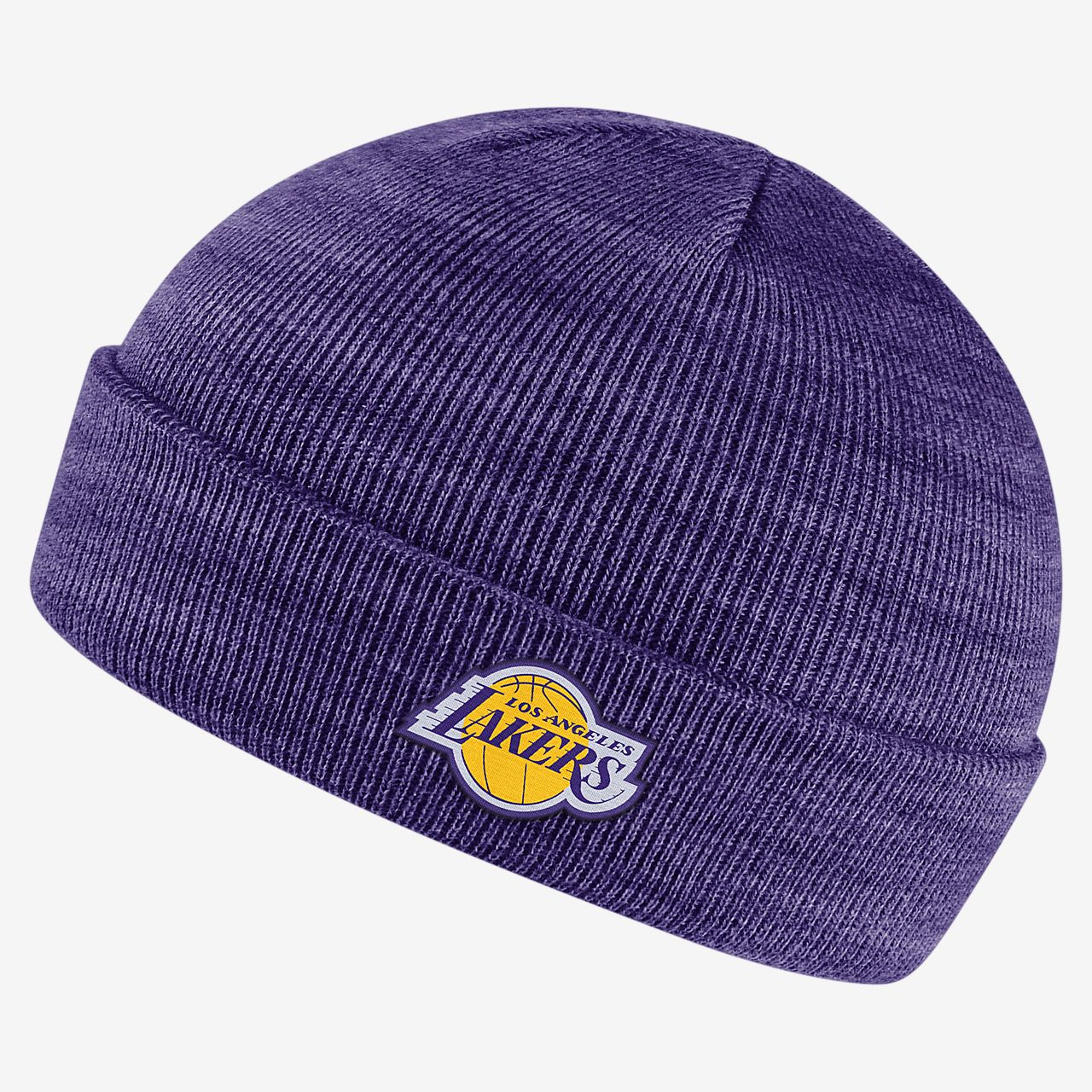 Los Angeles Lakers Nike NBA Beanie. Nike.com 347e158a4b7