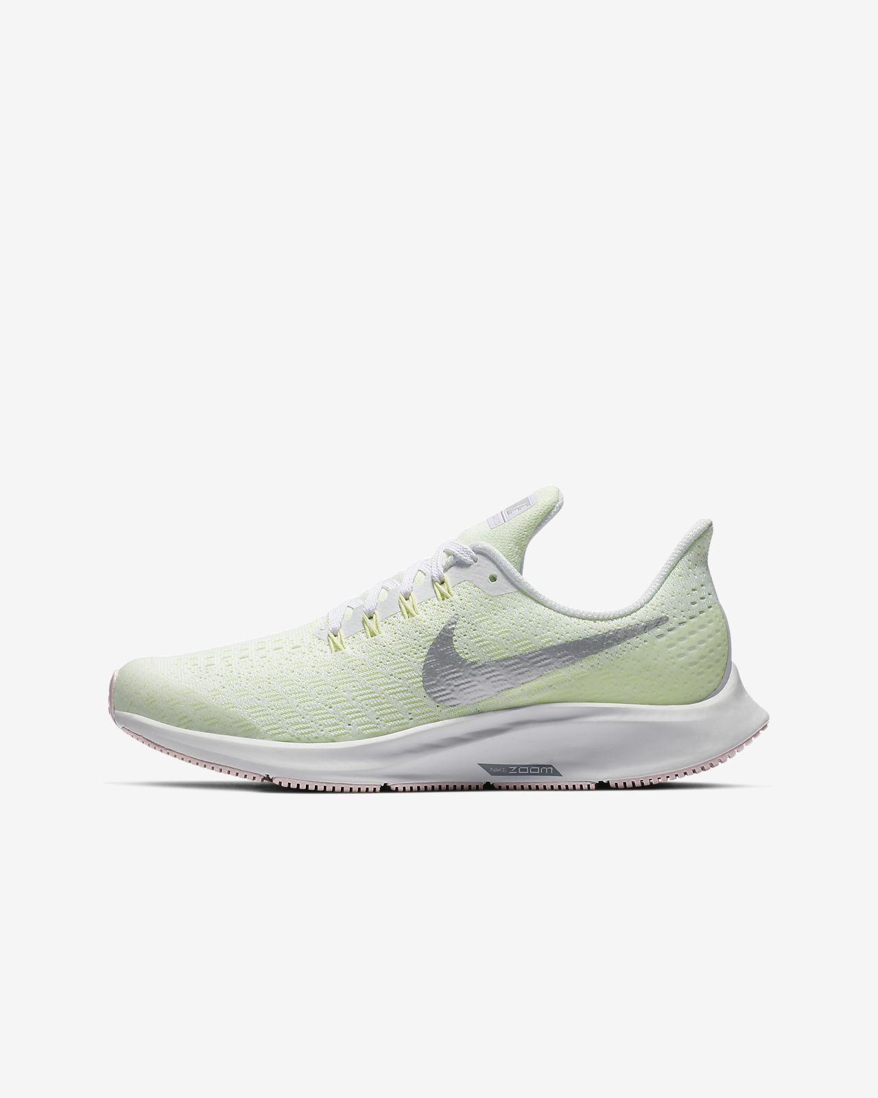 Nike Air Zoom Pegasus 35 Little/Big Kids' Running Shoe